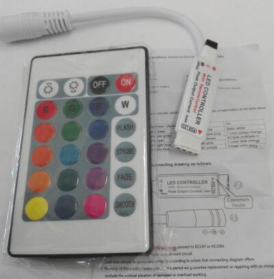Контроллер IR KEY24 mini RGB