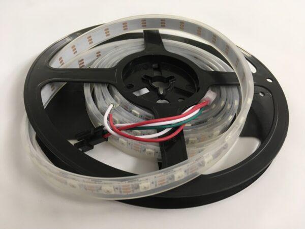 Светодиодная лента 5050- 60SMD-5V-IC2812