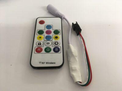 Контроллер для светодиодной ленты RF IC